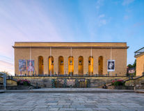 Gothenburg Museum of Art. Gothenburg Museum of Art, a museum focused mainly on Nordic art but also holds other works Van Gogh, Monet and Picasso. Image captured royalty free stock images