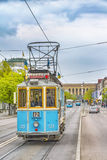 Gothenburg Old StyleTram Stock Images
