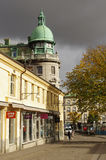 Gothenburg Streetscape Royalty Free Stock Photo