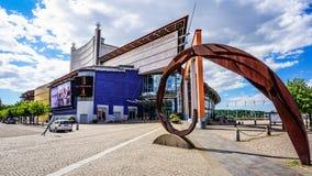 GOTHENBURG SZWECJA, Czerwiec, - 13, 2016: Gothenburg opera w drugi co do wielkości mieście w Szwecja Zdjęcie Stock