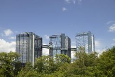 Gothia Towers Royalty Free Stock Photo