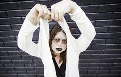 Gothic adulteress Stock Photography