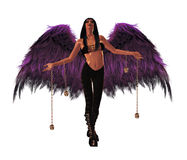 Gothic Angel Stock Image