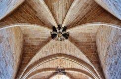 Gothic arch Stock Photos