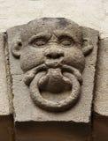 Gothic arch key Stock Image