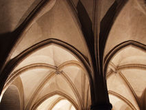 Gothic Arches Royalty Free Stock Images
