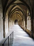 Gothic arches Stock Photography
