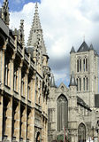 Gothic architecture Stock Photography