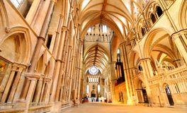 Gothic architecture Royalty Free Stock Image