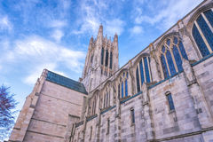 Gothic architecture. Stock Images