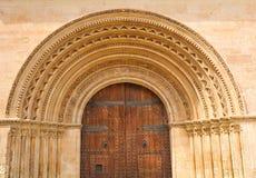 Gothic architecture in Valencia, Spain Stock Photo