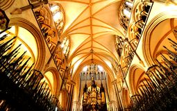 Gothic architecture Royalty Free Stock Images