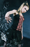 Gothic art Royalty Free Stock Photography