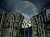 Gothic Background Stock Image