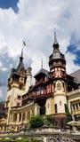 Gothic Bavarian building stock photo