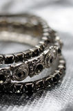 Gothic Bracelet Vertical Stock Image