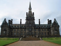 Gothic building royalty free stock photos