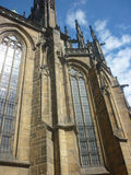 Gothic building Royalty Free Stock Images