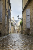 Gothic buildings in Le Mans, France Stock Image