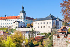 Gothic Castle (Museum of silver), Central Bohemia, Kutna Hora, Czech republic, Europe Royalty Free Stock Image