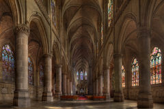 Gothic Cathedral Stock Photos