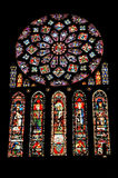 Gothic cathedral. In France Orlean Royalty Free Stock Photos