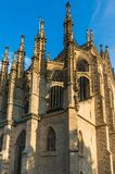 Gothic cathedral, church of Saint Barbara in Kutna Hora Royalty Free Stock Images