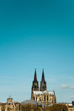 Gothic Cathedral in Cologne (Köln) Stock Photos