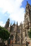 Gothic Cathedral In Tropics Stock Photos