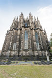 Gothic cathedral in Koln, Germany. Europe Stock Image