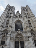 Gothic cathedral St. Michael Royalty Free Stock Image