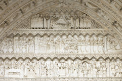 Gothic Cathedral of Toledo Royalty Free Stock Photography