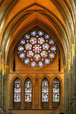 Gothic cathedral in Truro,UK Stock Image