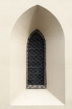 Gothic Cathedral Window Royalty Free Stock Image