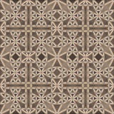 Gothic ceiling (seamless pattern) Royalty Free Stock Photography