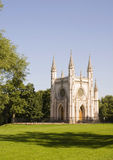 Gothic Chapel Stock Photography