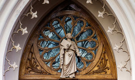 Free Gothic Chapel In Peterhof. Church Of St. Alexander Nevsky Royalty Free Stock Photo - 68673435