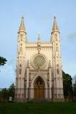 Gothic chapel in Peterhof. Petersburg. Royalty Free Stock Photos