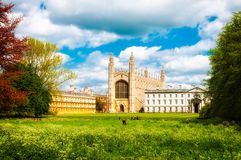 Gothic chapel Royalty Free Stock Photography