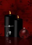 Gothic Christmas Stock Photography