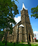 Gothic church Royalty Free Stock Photography