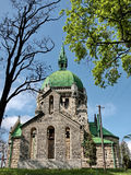 Gothic church Stock Photography