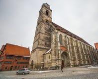 St George Minster, Dinkelsbuhl. Germany Stock Images