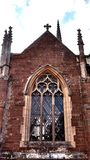Gothic church Stock Images