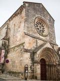 Gothic church, Santarem Stock Photos