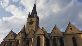 Gothic Church Royalty Free Stock Photos