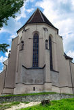 Gothic church in Sighisoara Stock Image