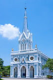 Gothic Church in Thailand Stock Photography
