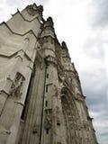 Gothic church. A view of a gothic ireland church Stock Photos