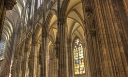 Gothic Cologne Dom Stock Photos